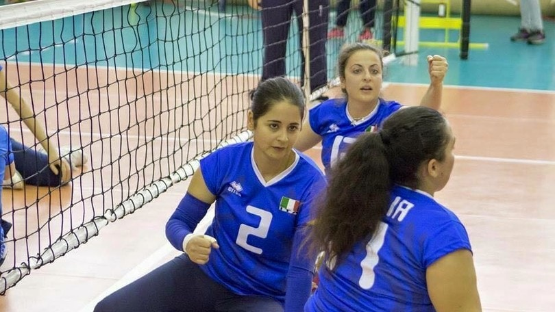 Sitting Volley: Dal 9 dicembre 13 atlete in collegiale a Bagnara Arsa
