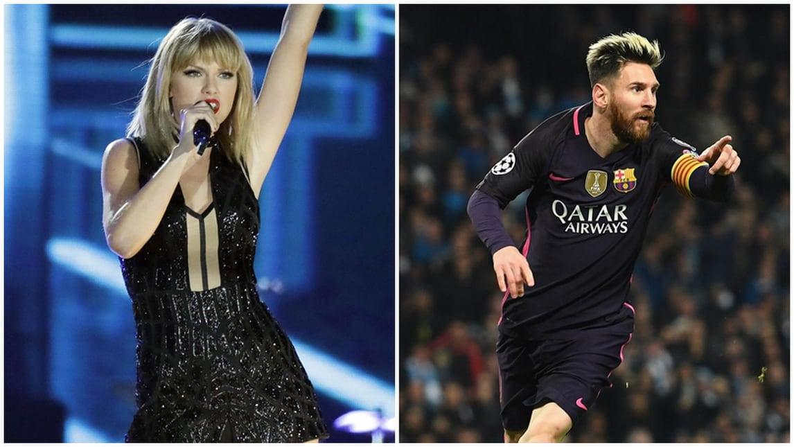 Taylor Swift batte Messi: Pulce solo 3°nella classifica degli Under30 più pagati