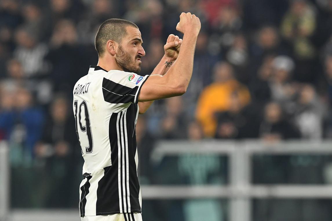 Juventus, Bonucci d'oro: ora è un simbolo della storia