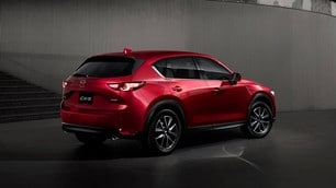 Mazda CX-5 2017: foto