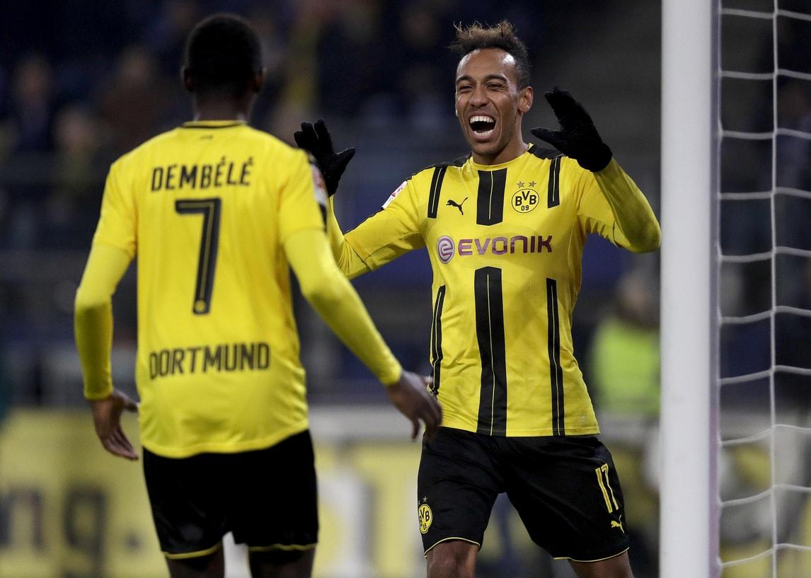 Calciomercato Dortmund: «Il Bayern si interessa a Dembelé»