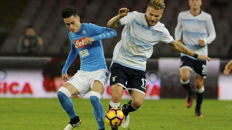 Serie A Napoli, per Callejon solo palestra