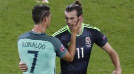Bale dimentica CR7: «Giggs il migliore con cui ho giocato»