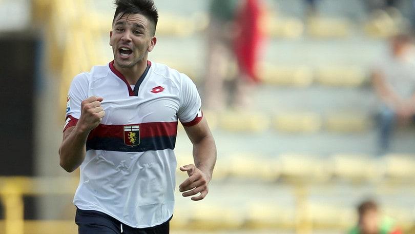 Serie A Genoa, Simeone loda la Lazio: «Un attacco super»