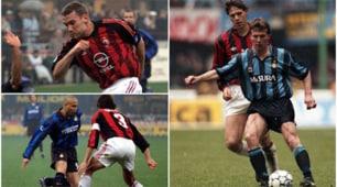 Amarcord Milan-Inter: quanti campioni nella storia del derby