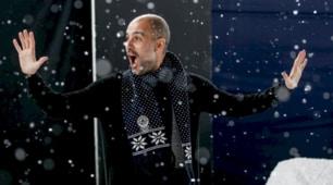 Manchester City, il Natale è già arrivato: che spasso Guardiola!