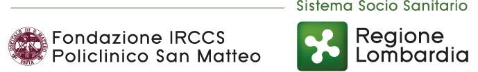 """Patrocinio """"San Matteo"""" di Pavia al passaporto ematico"""