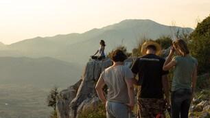 Il docu-film sullo yoga girato in Italia