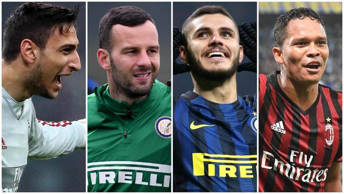 Ecco Milan-Inter, i duelli che decideranno il derby