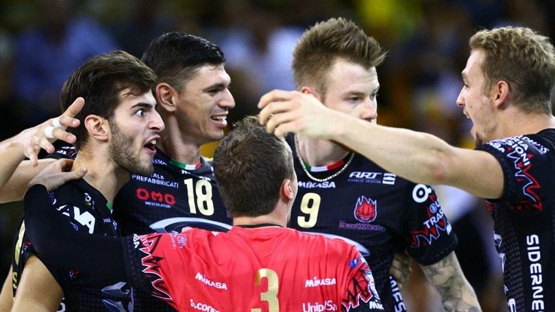Volley: Champions League, Perugia contro l'Amriswil per entrare nelle Pool