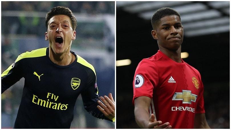 Manchester United-Arsenal, ecco 10 cose da sapere