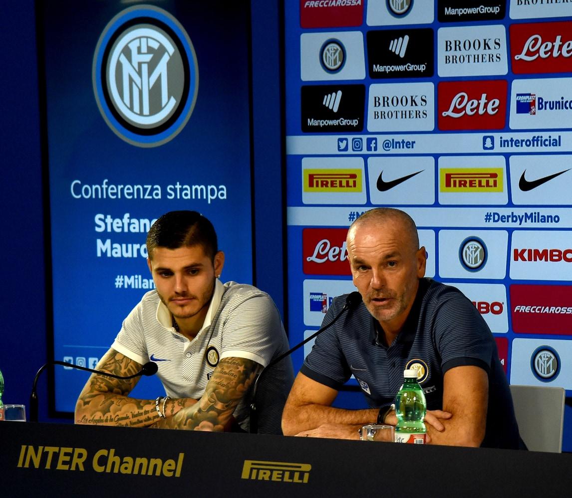 Icardi: «Domenica al Milan voglio fare gol»
