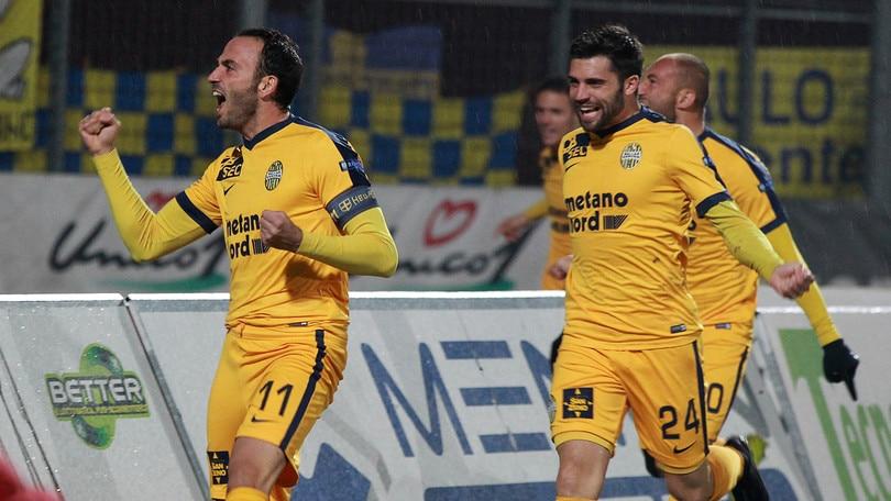 Serie B, Verona-Bari: riscatto gialloblu a 1,70