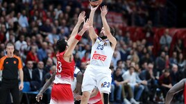 Basket Eurolega, Real a valanga nel Clasico