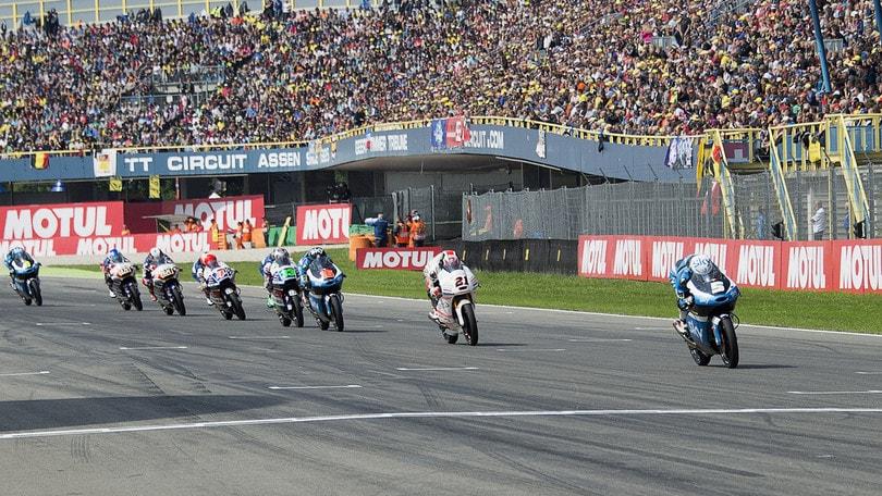 Moto3, Honda: Fenati torna in sella per i primi test