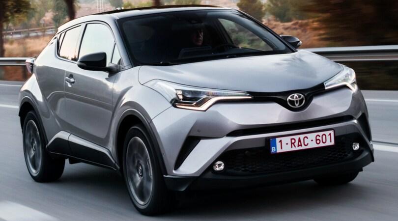 Toyota C-HR, elogio della diversità