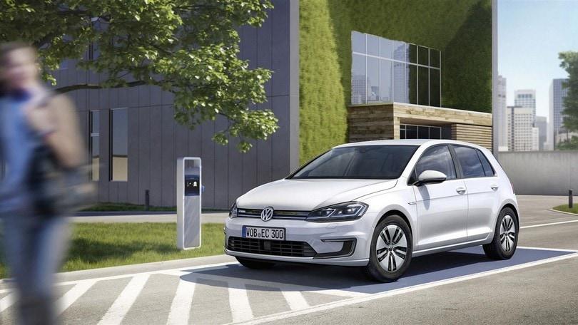 Volkswagen e-Golf, i km di autonomia diventano 300