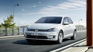 Volkswagen e-Golf: foto