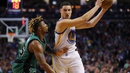 Basket NBA, Warriors di nuovo super