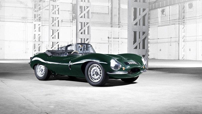 Jaguar XKSS, la rinascita sessanta anni dopo