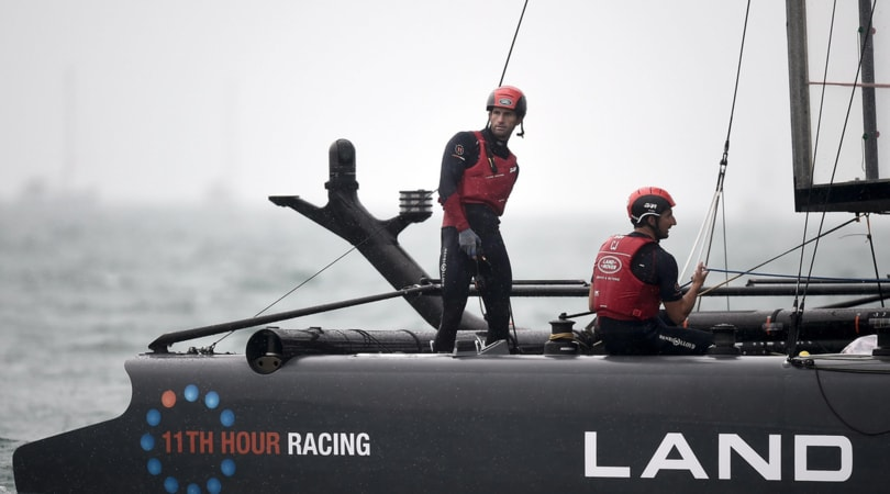 Land Rover Bar vince le America's Cup World Series