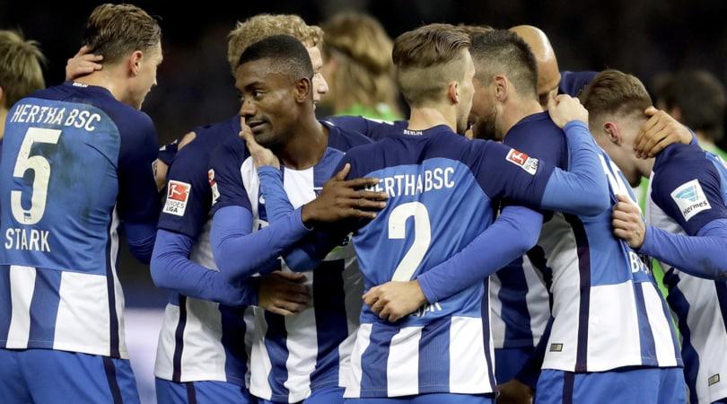L'Hertha vola e fa sognare Berlino