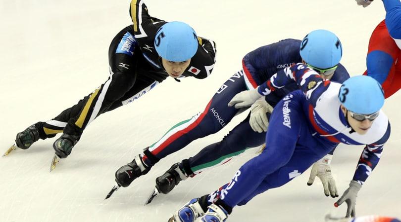 Lollobrigida 3ª in Giappone nella gara di pattinaggio in velocità