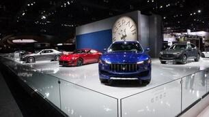 Maserati al Salone di Los Angeles