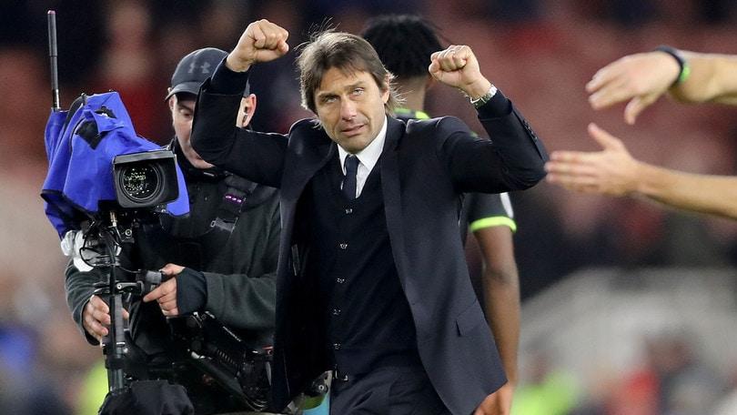 Premier League: il Chelsea vola, quota trionfo a 3,50