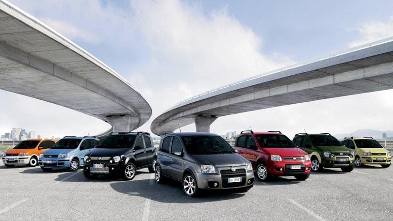 Nuovo o usato, l'auto più venduta in Italia è sempre la Panda