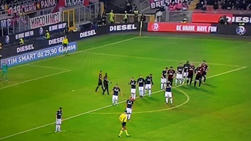 La Nike non ci sta: «Le maglie di Milan-Inter? Rispettata la tradizione»
