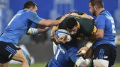 L'Italia del rugby ha due lupi in difesa