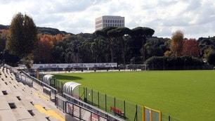 La Roma torna a casa: riapre il Tre Fontane