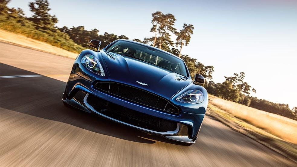 Aston Martin Vanquish S, la gran turismo definitiva