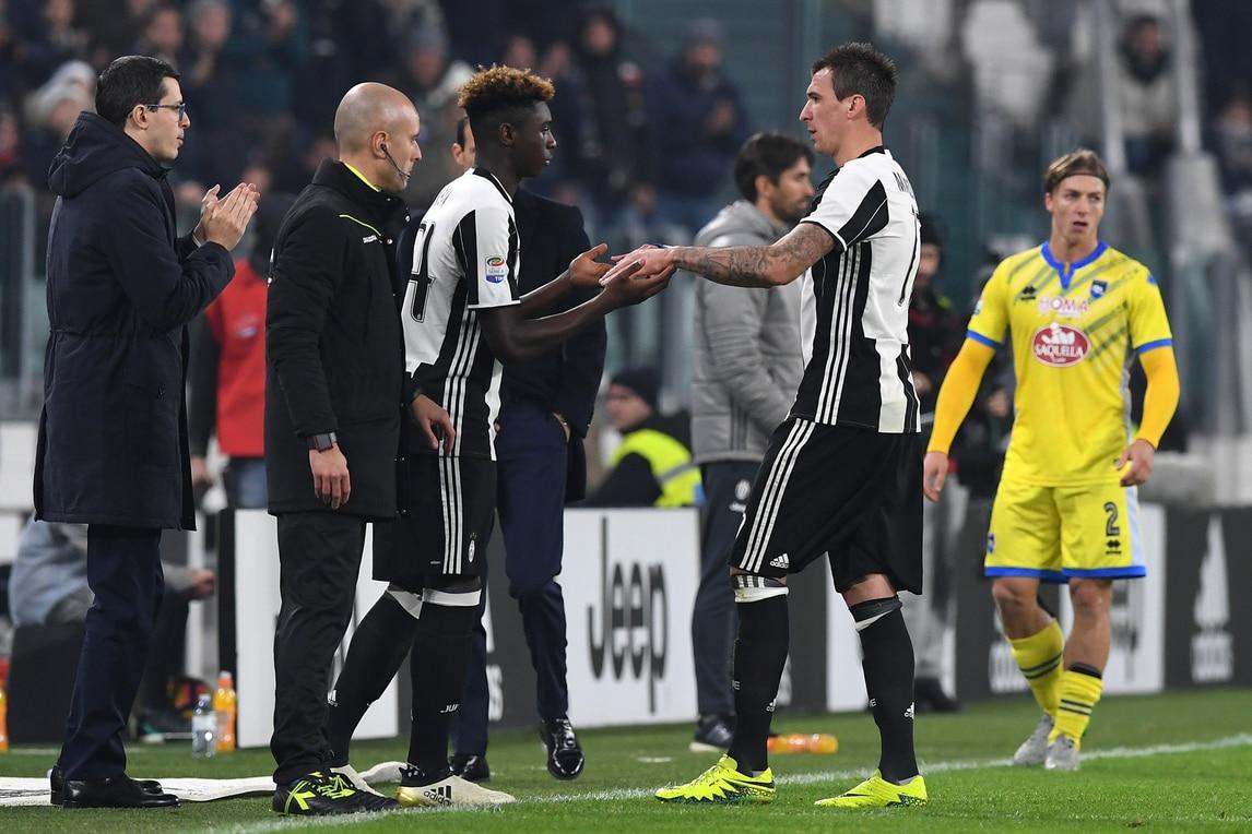 Juventus, Kean verso il debutto in Champions. Sarà l'italiano più giovane