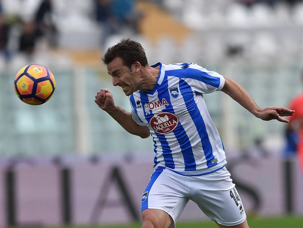 Serie A Pescara, Campagnaro out: salta la gara con la Roma