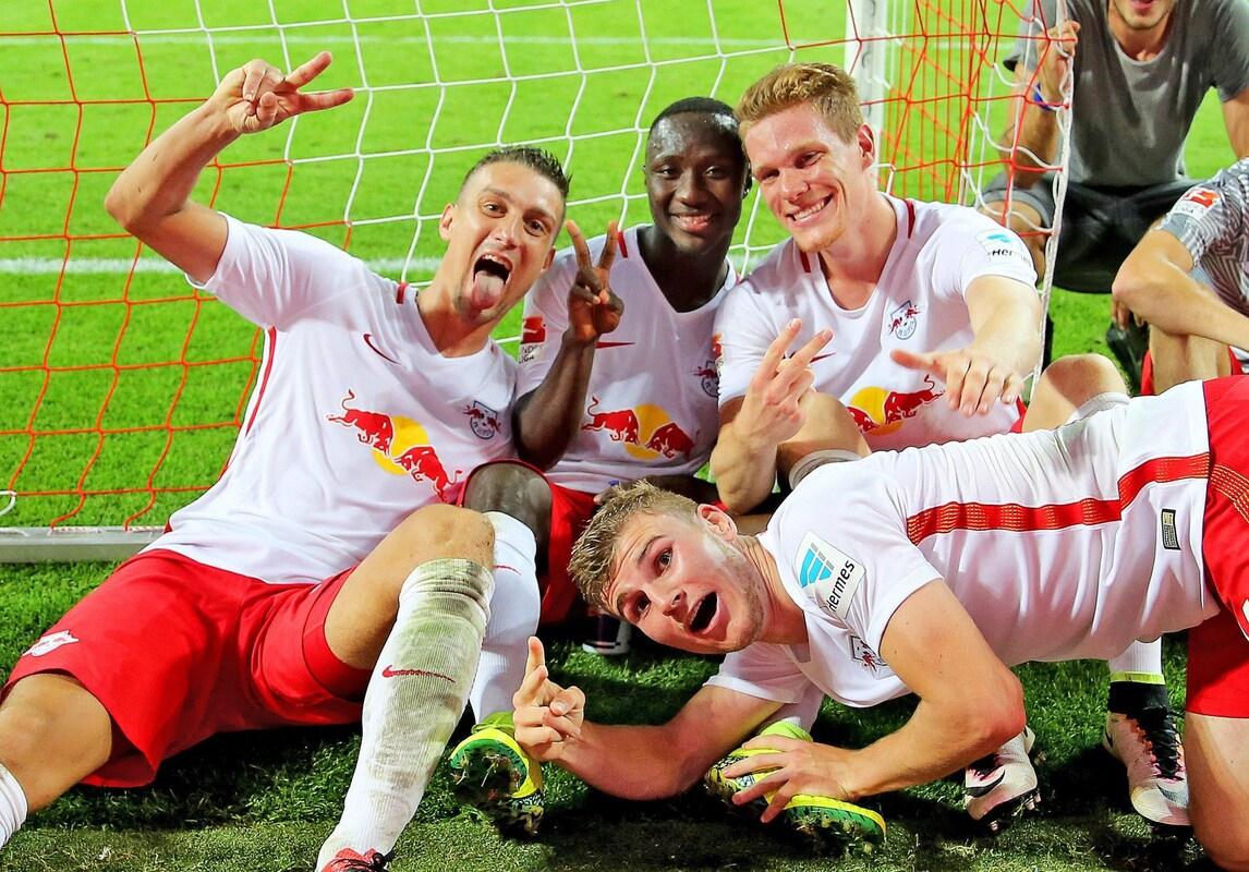 Così il Lipsia scuote la Bundesliga e fa tremare Ancelotti