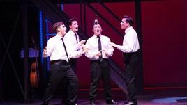 Jersey Boys, il musical di Claudio Insegno al Teatro Olimpico