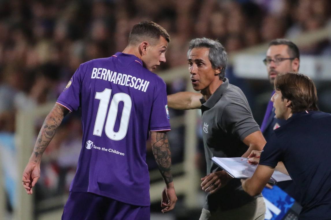 Calciomercato Fiorentina, Sousa: «Bernardeschi? Possibile un futuro lontano da Firenze»