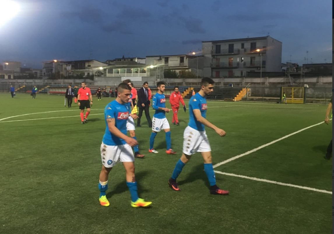 Youth League, Napoli-Dinamo Kiev 0-2: a rischio la qualificazione