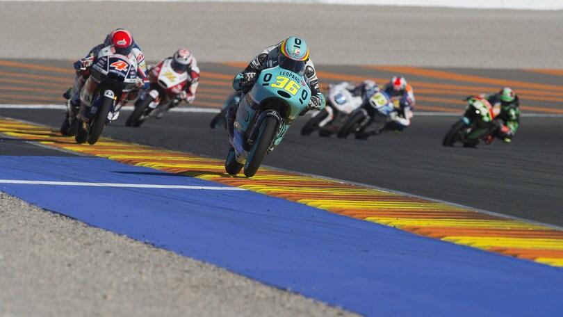 Moto3, Fenati: «Due giorni positivi a Valencia»
