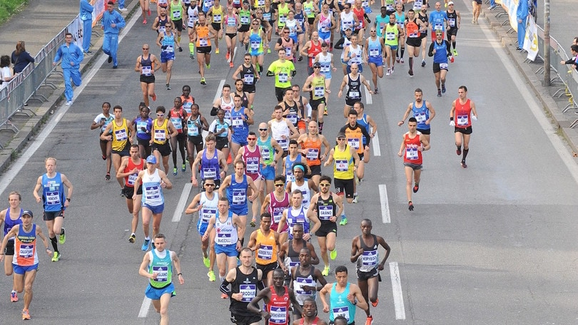 Running - La RomaOstia è ancora Gold Label Iaaf