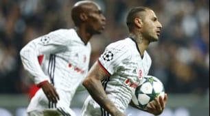 Besiktas-Benfica 3-3: folle rimonta nel segno di Quaresma