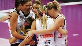 Volley: A1 Femminile, domani in campo Modena-Bergamo
