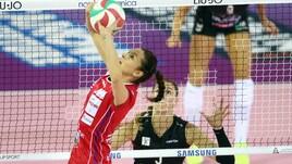 Volley: A1 Femminile, Bergamo blitz al PalaPanini