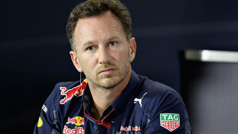 F1, Horner: «Metteremo pressione alla Mercedes»