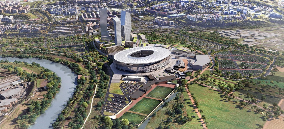 «Lo Stadio della Roma farà rinascere Tor di Valle»
