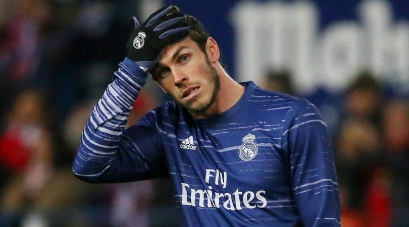 Tegola Bale per il Real Madrid: fuori minimo 2 mesi