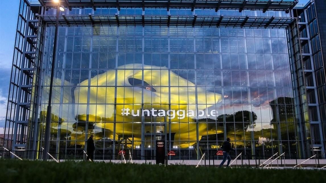 Lo show sulla Nuvola di Audi Q2 #Untaggable