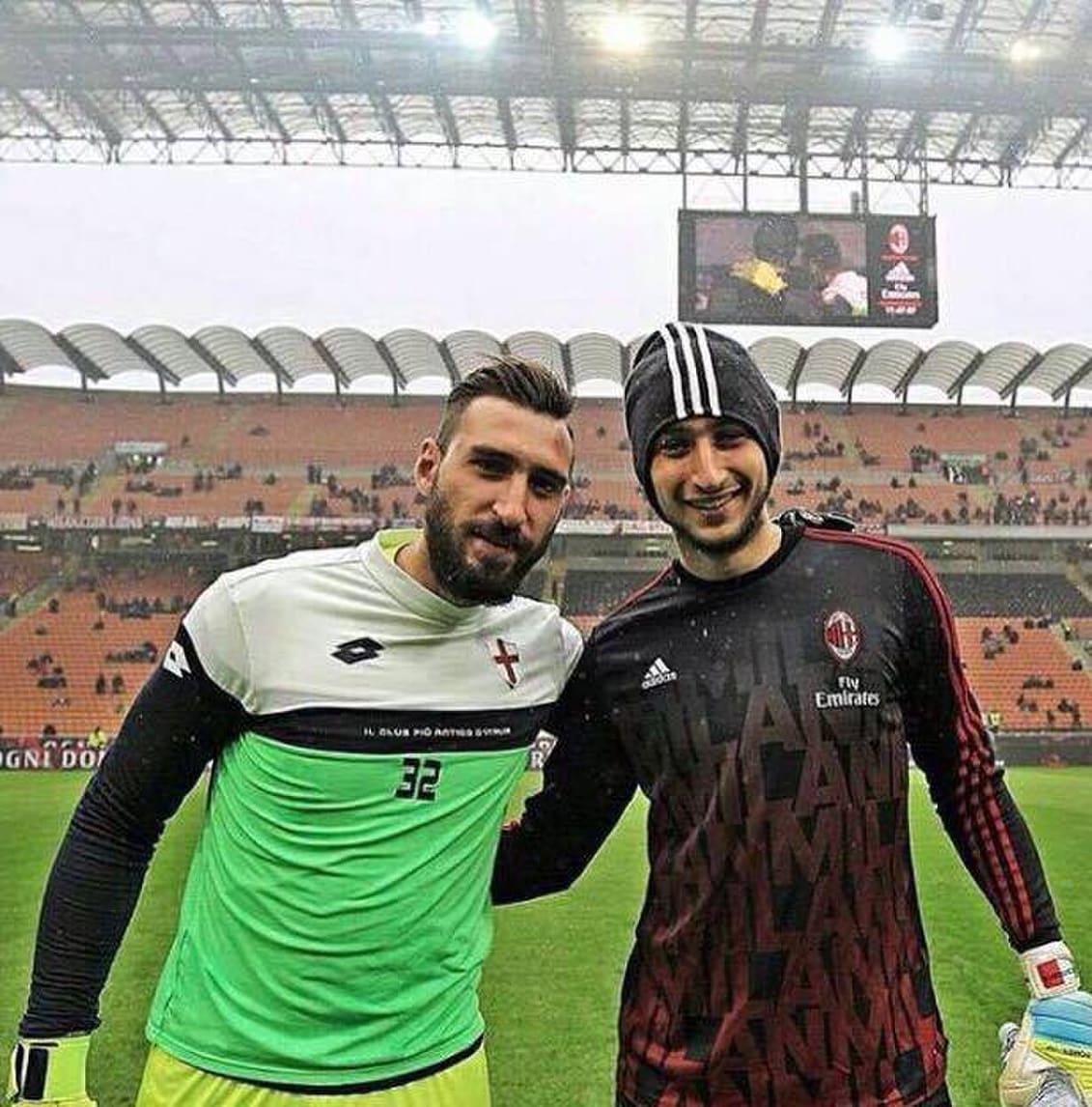 Donnarumma, parla il fratello: «Gigio mai alla Juve»